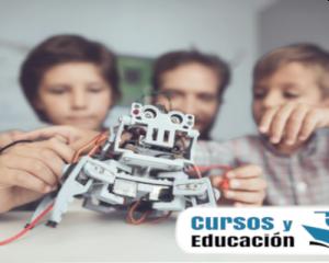 curso de diseño de máquinas robóticas