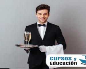 curso de camarero en Chile