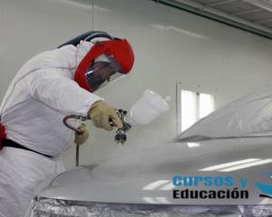 curso de pintura automotriz