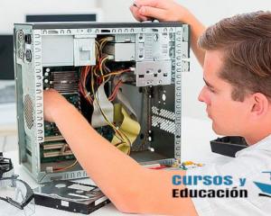 curso de mantenimiento de computadoras