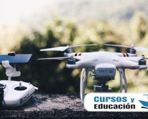curso de manejo de drones